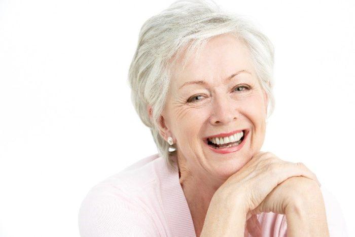 ORA Cataract Surgery Patient